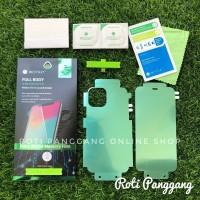 iPhone 11 Pro Max BESTSUIT Full Body Screen Protector Nano Shape
