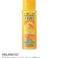 ROHTO Melano CC Brightening Lotion 170 ML