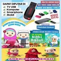 Flashdisk 16gb video edukasi anak islami
