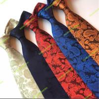 Dasi pria motif batik wedding elegance