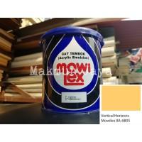Mowilex Emulsion Vertical Horizons Tinting Cat Tembok Interior