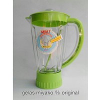 Set Jar Miyako 1,5 Liter untuk Bl 151/152/101/501/301 dll bhn Plastik