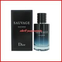 Original Parfum Christian Dior Sauvage EDP 100ml for Men