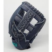 Glove Baseball Softball All Leather IKJ 11,1/4 inch Dark Blue