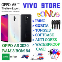 OPPO A5 2020 RAM 3/64 GARANSI RESMI OPPO INDONESIA