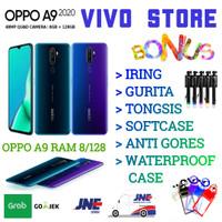 OPPO A9 2020 RAM 8/128 GARANSI RESMI OPPO INDONESIA