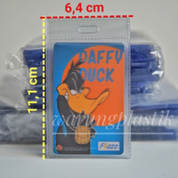 Plastik ID Card / Name tag / Etoll / E-toll / Card Holder / Flazz Card