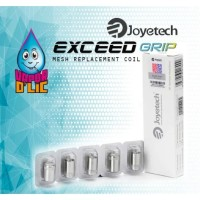 Joyetech Exceed Grip Mesh Replacement Coil - PACK - AUTHENTIC