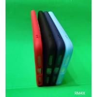 Soft Case Silicon Matte Xiaomi Redmi 4x