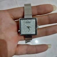 jam tangan GUESS WANITA KOTAK RANTAI PASIR