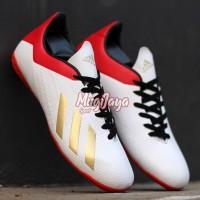 Adidas Copa x 18 Predator Putih / Sepatu Futsal Murah| Grade Original