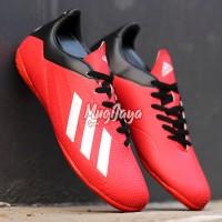 Sepatu Futsal Adidas Copa x 18 Predator Merah Grade Original Terlaris