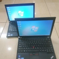 Laptop Lenovo Thinkpad X230 i5 ram 4gb HDD 320gb Super Murah Bagus