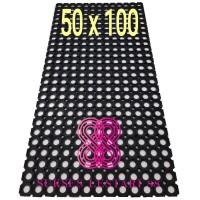 Keset Karpet Karet Anti Slip Kamar Mandi 50 x 100