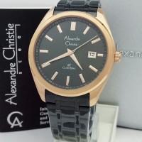 jam tangan pria Alexandre christie original AC 8621 MD
