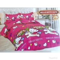 Bad Cover Set Bonita / Bed Cover 180 hello Kitty 180x200 king