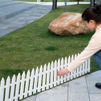Naindo pagar Hias kayu Decorasi taman - panjang 150 cm-pagar hias