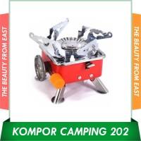 Kompor Kembang XF 202 Portable Stove Camping LienHua TBE Portabel item