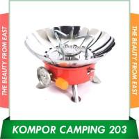 Kompor Kembang LH 203 Portable Stove Camping LienHua TBE Portabel item