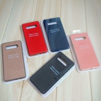 Case Canvas Hybrid Casing SAMSUNG Galaxy S10 PLUS / S10Plus SoftCase