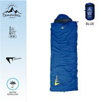 Sleeping bag polar fleece demonteen outdoor RX1 selimut tidur survival