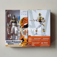 Hasbro Power Rangers Lightning Collection Mighty Morphin White Ranger