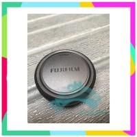 Lens Cap Fuji 52mm penutup lensa fujifilm lenscap fuji film hitam