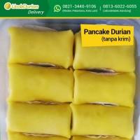 Pancake Durian Ucok Medan (Paket 1 box)