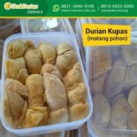Durian Kupas Ucok Medan (Paket 1 box)