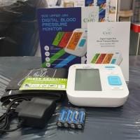 tensimeter digital Dr Care B02 alat ukur tekanan darah & detak jantung