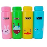 #EC003 Botol Minum Karakter 500ml - My Bottle Doraemon & Hello Kitty