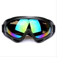Ski Goggles Glasses kacamata helm cross trail downhill airsoftgun l