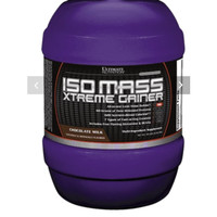 Iso Mass Extreme Gainer Ultimate Nutrition 10 lbs