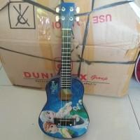 Gitar kentrung ukulele senar 4