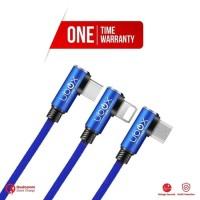 Ubox Domain Cable Micro Usb - Merah