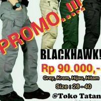 Best Seller...Celana Tactical Blackhawk - Beige, 28 Pasawahan Mall