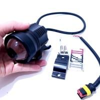 lampu tembak led LBX cree sinar cut off 35 watt seperti vahid mt24