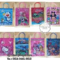 Yang Terbaru Tas Souvenir / Goodie Bag / Kantong Plastik Ulang Tahun