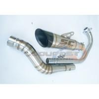 knalpot racing sc project s1 cbr150r cb150r vixion r15 tiger gsx150 fu