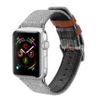 Apple Watch Strap / Band Series 1 2 3 4 5 - Dux Ducis Grain Leather