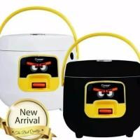 COSMOS Rice Cooker Mini 0.8Liter 3 In 1 CRJ 6601- Magic Com Kecil