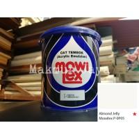 Mowilex Emulsion Almond Jelly Tinting Cat Tembok Interior