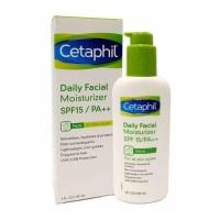 Cetaphil Daily Facial Moisturizer SPF15 / PA++ Face 118ml