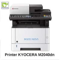 MESIN PRINTER& FOTOCOPY MULTIFUNGSI KYOCERA ECOSYS M-2040DN