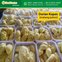 Durian Kupas Ucok Medan (Paket 30 box)