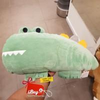 Miniso Cute Crocodile Boneka Bantal Green