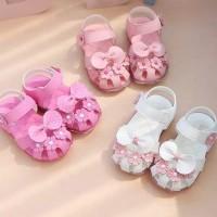 babies Sepatu Sendal Anak Bayi LED Murah Import sandal anak perempuan