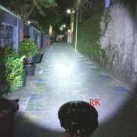 LAMPU TEMBAK MOTOR LED | LAMPU SOROT MOTOR LED | LED MOTOR OFFROAD 12V