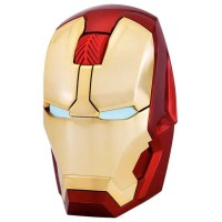 Mouse Wireless Optical Iron Man 2.4Ghz Taffware Mouse Marvel Edition
