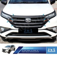 JSL Grill Depan Hitam Doff All New Terios 2018 Front Grille Blacktivo